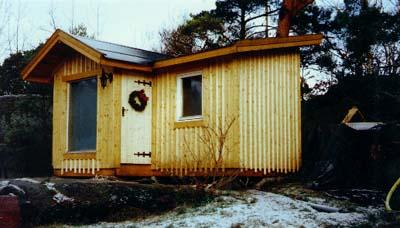 Bastun som den ser ut i december 1999.
