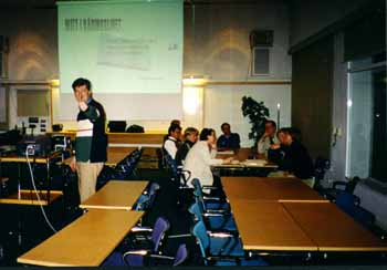 Konferens på Mallorca