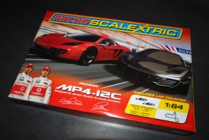Bilbana Micro Scalextric MP4-12C