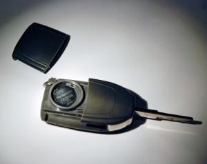 Volvo V40 nyckel