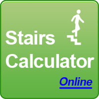 Stairs Calculator Online