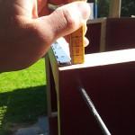 Pianogångjarn bygghojd
