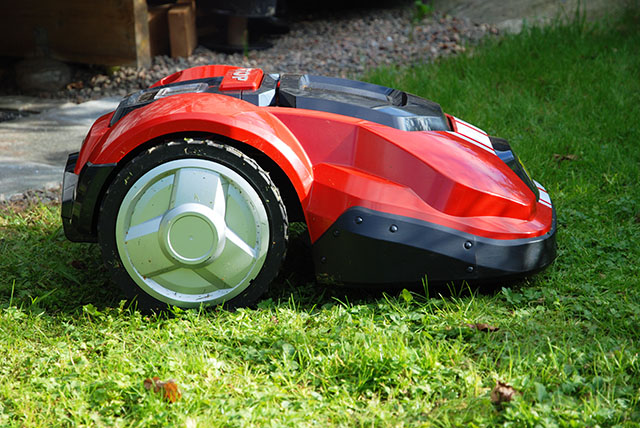 MEEC robotgräsklippare