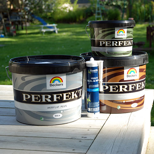 Beckers Perfekt Akrylat Plus