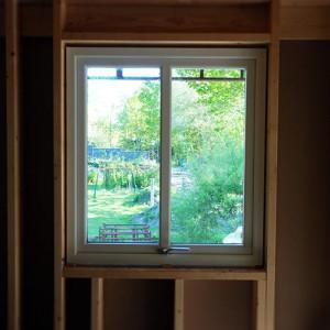 Montera fönster