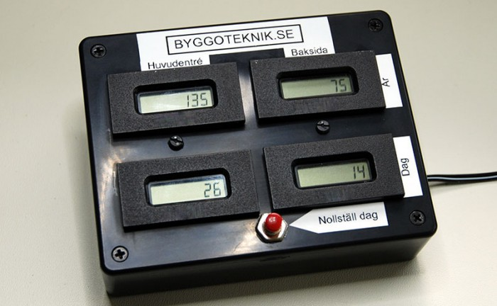 Dubbel besöksräknare på Landvetter Kulturhus