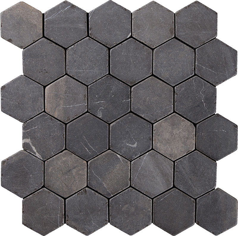 Indostone Grey Black