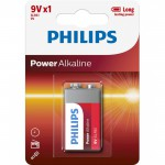 Philips Power Alkaline 9V