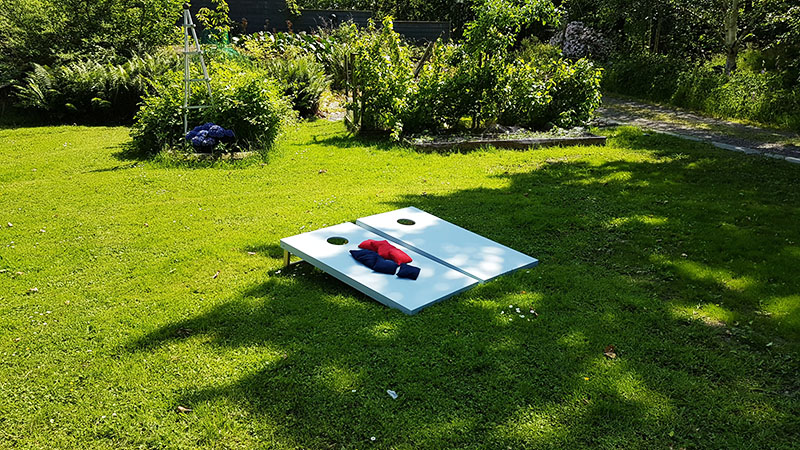 Corn Hole spel