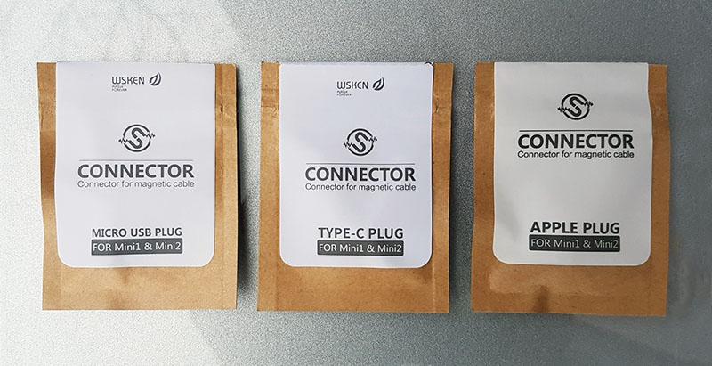 WSKEN Mini2 Kontakter