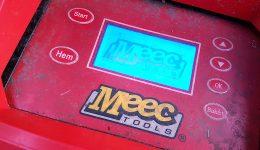 Display MEEC robotgräsklippare