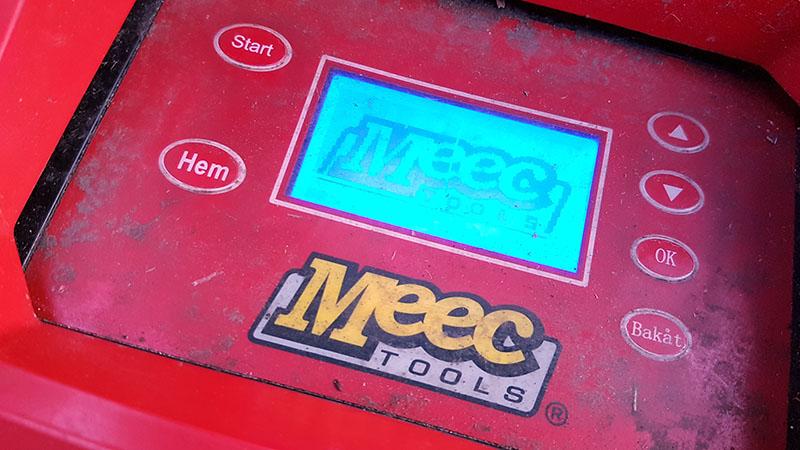 Kända Displayen startas om på MEEC robotgräsklippare » Byggoteknik.se IW-14