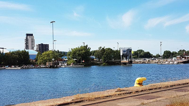 Jubileumsparken i Göteborg