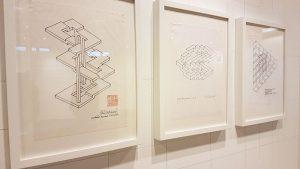 Japanska perspektiv av Oscar Reutersvärd
