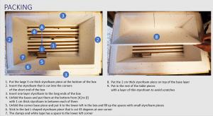 Packinstruktion