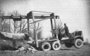 Stenvagn 1954