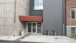 Hallands Konstmuseum Entré Tollsgatan