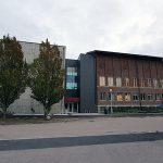 Hallands Konstmuseum mot Tollsgatan