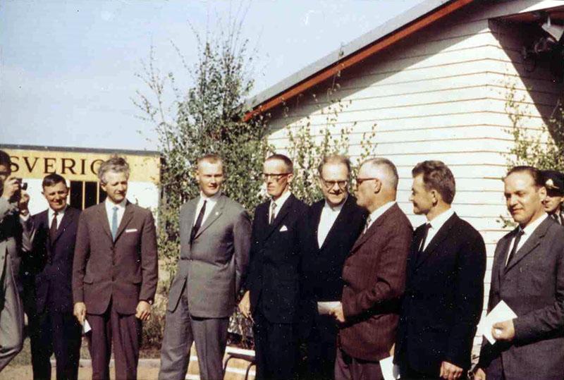 Pristagare på Elmia 1964-05-21