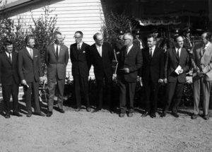 Pristagare Elmiamässan den 5 maj 1964