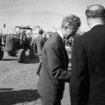 Pristagare Vincent Andersson på Elmia 5 maj 1964