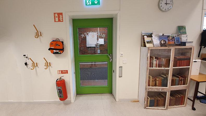 Bibliotekentré