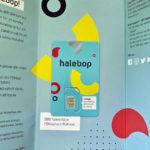 Halebop kontantkort