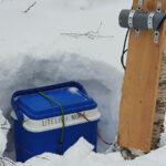 Sensor och batteribox