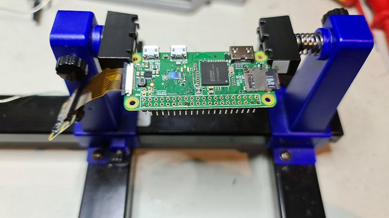 Raspberry Pi Zero W Headers