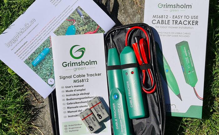 Grimsholm Signal Cable Tracker MS6812