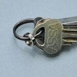 Magnet i nyckelknippa