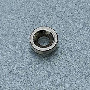 Rund neodymmagnet 10x3 mm med försänkt hål M3